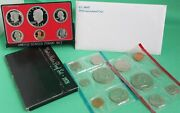 1978 P D S Proof And Uncirculated Annual Us Mint Coin Sets 18 Coins Bundle Pds