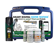 Exact 486900-btcd Lead Quick Photometer Lead In Water Test Kit