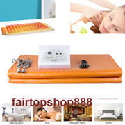 Far Infrared Thermal Body Slimming Sauna Blanket Heating Therapy Spa Weight Loss