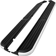 For 2005-2017 Land Rover Discovery Lr3 Lr4 Side Step Aluminum Running Boards