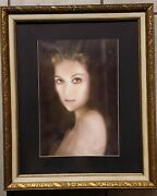 Celine Dion By Artist Haiyan.1985 Lets Talk About Love Main Promo Poster Adult
