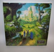 Wizard Of Oz Yellow Brick Road Jigsaw Puzzle Over 500 Pieces Colorforms Nib