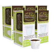 5-pk Cafe-filter Cups By Perfect Pod Paper Filters For Keurig Reusable K-cup