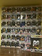 Funko Pop Lot Disney Star Wars Marvel Ad Icons I Will Do Individual Offers