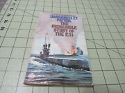 Dardanelles Patrol By Peter Shankland And Anthony Hunter Mayflower Uk Ww2 Fiction