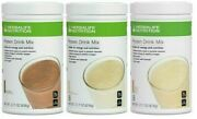 Herbalife Protein Drink Mix Vanilla Chocolate And Peanut Cookie Fast Shipping