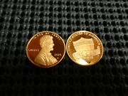 2010-s Proof Lincoln Shield Cent