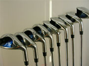 5 Left Handed Extra Long Wide Xxl Big Tall Lh Huge Iron Set Giant Xl Golf Clubs