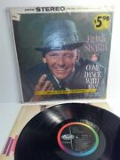 Come Dance With Me Frank Sinatra Billy May Lp Records Vinyl Album Sw1069 Shrink
