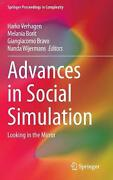 Advances In Social Simulation Looking In The Mirror English Hardcover Book Fr