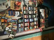 Magic The Gathering Collection, Boxes, Dice, All Kinds Of Cards