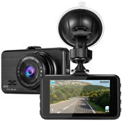 Sd36g Dash Camera 170° Ultra Wide Lens Viewing Angle Super Night Vision Full Hd