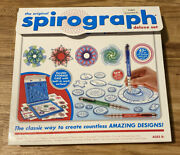 The Original Spirograph Deluxe Set - Comes In It's Own Carrying Case- C17