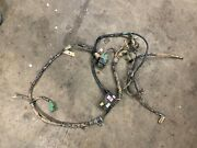 1996 Honda Fourtrax 300 Electrical Wiring Harness Cdi And Headlight Switch Coil