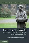 Care For The World - Pasquale, Frank Edt/ Perry, Michael Edt - New Hardcover