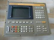 Siemens 6fc3471-0aa-z2657 6/12ft Complete With Cards And Lcd Display