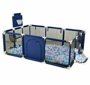 Baby Playpens For Newborns Kids Pool Ball Pit Children Game Fence Playpens For B