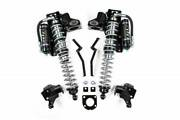 Jks Mfg 3 Fox 2.5 Front Coilover Conversion For Jeep Jk Wrangler Unlimited 07-1