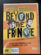 New Sealed Beyond The Fringe Dvd, 1963 Dudley Moore, Peter Cook. Region Free