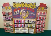 Vintage Old Novelty Gag Jokers Bamboozle Matchbook Trick Matches Store Display