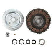 For 80cc 2-stroke Gas Motorized Bicycle Complete Clutch Bevel Wheel Assembly