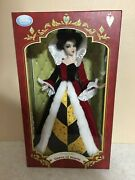 Disney Store Queen Of Hearts Limited Edition Doll 1 Of 500