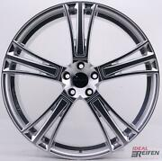 Maserati Levante Mansory 22 Inch Alloy Front 9jx22et38 And Rear 105jx22et22