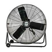 Air King 3 Speed 1/4 Hp 120 Volt 30 Inch Enclosed Pivoting Floor Fan 3 Pack