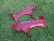 New Set Oem Kawasaki Brute Force 750 4x4 Side Covers Panels Fenders Left And Right