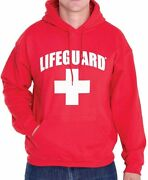 Lifeguard Officially Licensed First Quality Pullover Hoodie Sweatshirt Apparel U