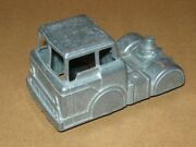 Lionel 6431 Midge Toy Semi Truck Factory Sample Never Painted Mint Condition