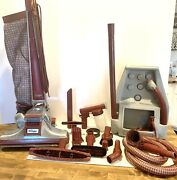 Kirby Legend Heritage Ii Model 2hd Vacuum + Accessories + Bags + Attachment Tray