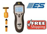 Electronic Specialties 333 Pro Laser Photo Contact Tachometer New Free Shipping