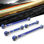 Megan Racing Blue Rear Lower Control Arm Link For 85-87 Corolla Ae86 Gt-s/sr5