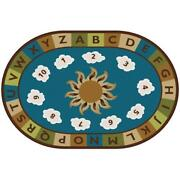 Carpets For Kids 94708 Sunny Day Learn And Play Nature Rug