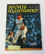 Nat Fleischer's Ring Magazine Msg Personal Copy Sports Illustrated Oct 10, 1960