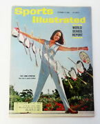 Nat Fleischer's Ring Magazine Msg Personal Copy Sports Illustrated Oct 17, 1960