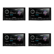 Rockford Fosgate Pmx-8dh Punch Marine Wired 5 Display Controller 4 Pack