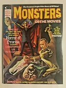 Monsters Of The Movies7 Vf/nm 1975 Marvel Bronze Age Magazine