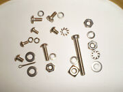 1936-53 Indian Chief Scout741 And 4 Motorcycle Dist Hardware Kit-stainless Steel