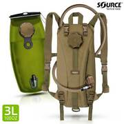 Source Tactical 3l Hydration Pack Insulated Carrier With Wxp Reservoir Included