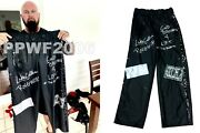 Wwe Luke Gallows Hand Signed Event Used Ring Worn Tights With Proof And Coa 3
