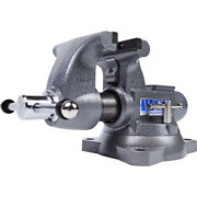 Wilton Tools 28806 5 1/2 Wide Jaw 5 Max Opening Tradesman Work Bench Vise Tool