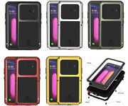 For Lg V60 Thinq 5g 3d Shockproof Waterproof Gorilla Glass Metal Rugged Case