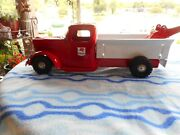 1940 And039s Restored Structo Custom Mobil Wrecker