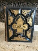 Holy Bible Family Pronouncing Edition 1881