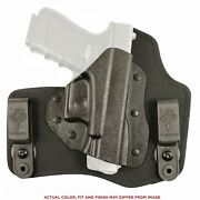 M65 The Invader Inside The Pants Holster Fits Sig Sauer P365 Right Hand Black