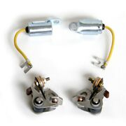 1977-79 Suzuki Condenser And Contact Points Kit Tune Up Gs1000 Gs850 Gs750 Gs 1000