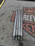 Stock Harley Panhead Vintage Chopper Push Rods For 1948-1965 Ohv Big Twins