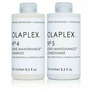 Olaplex No. 4 And 5 Shampoo And Conditioner Duo - 100 Authentic And Company Sealed